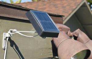 Hunter Solar Panel Kit